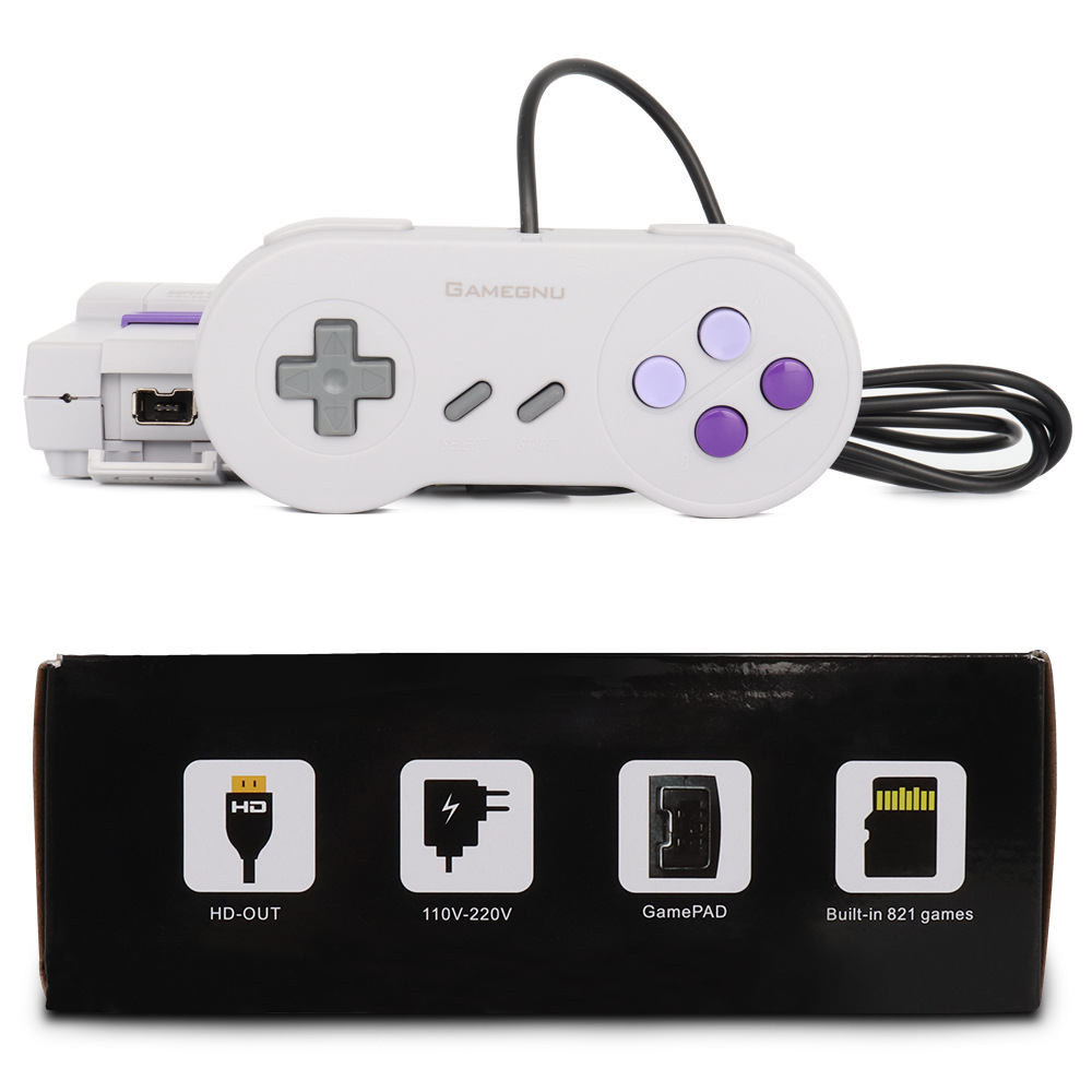 🔥Hot Sale‼--Super NES Classic 65%OFF - Only 500 pieces