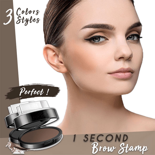 1-Second Perfect Brow Stamp