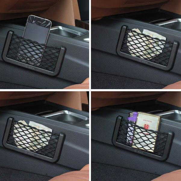 (Early Mother's Day Hot Sale-48% OFF)Car Net Pocket(BUY 5 GET 3 FREE & FREE SHIPPING NOW!)