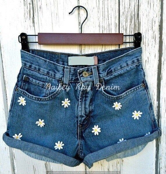 Short Jeans For Women Short Bride Dress Denim Jeans Shorts Pull On Jean Shorts Womens