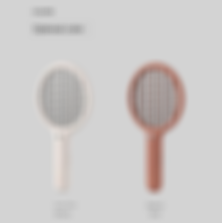 Foldable Electric Fly Swatter