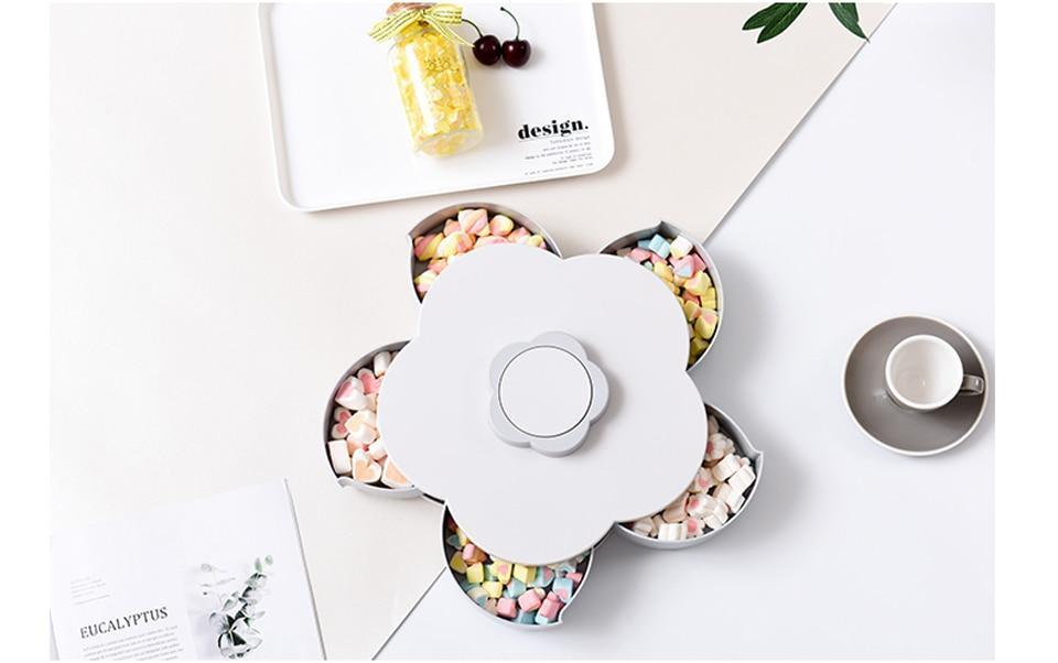 Flos - Rotating Flower Snack Plate