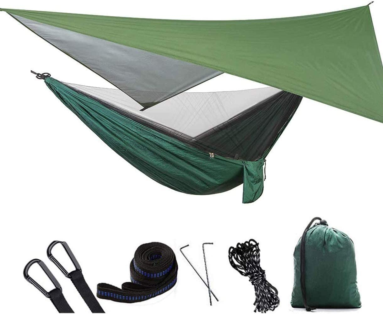 💥Spring Hot Sale 50% OFF💥Multifunctional Hammock Tent &  Buy 2 Get Extra 10% OFF