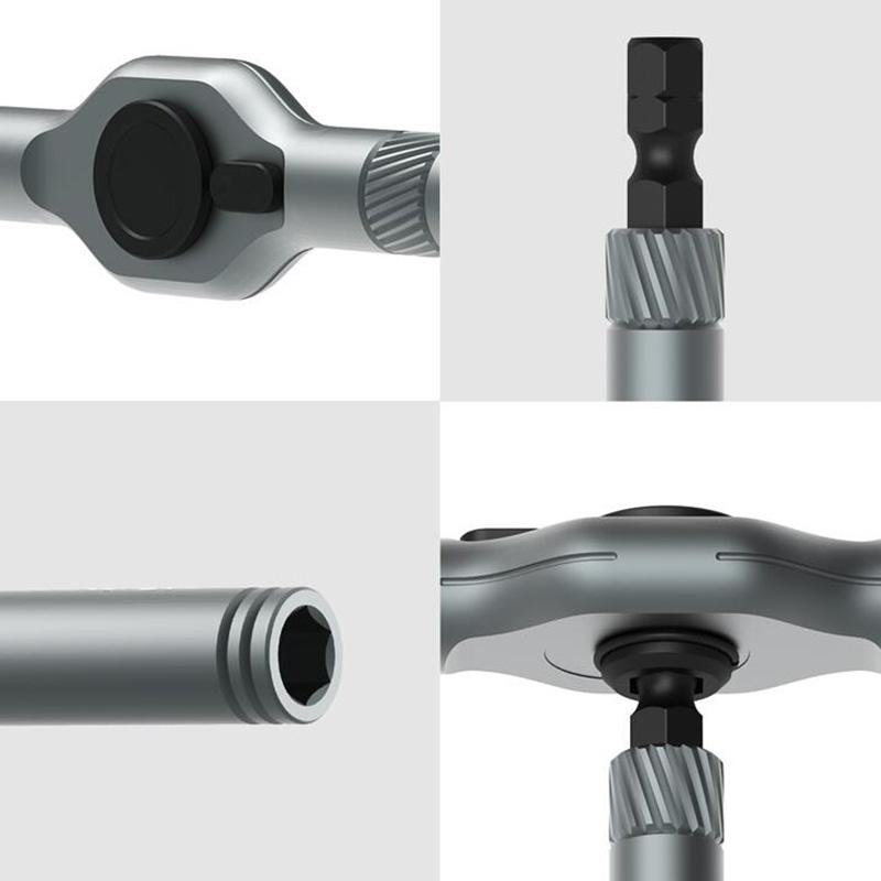 DUKA RS1 24-IN-1 MULTIPURPOSE RATCHET SET FROM XIAOMI YOUPIN