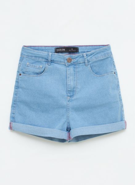 Short Jeans For Women Petite Shorts Shorts With Skirt Attached Jeans For Short Torso