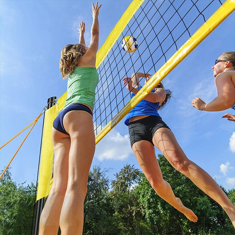 (❤️Spring Flash Sale - 50% OFF) 4×4 Cross Volleyball Net