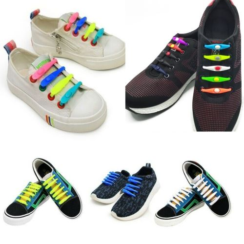 (SUMMER HOT SALE-50% OFF)Easy Shoelaces(One Size Fits All)