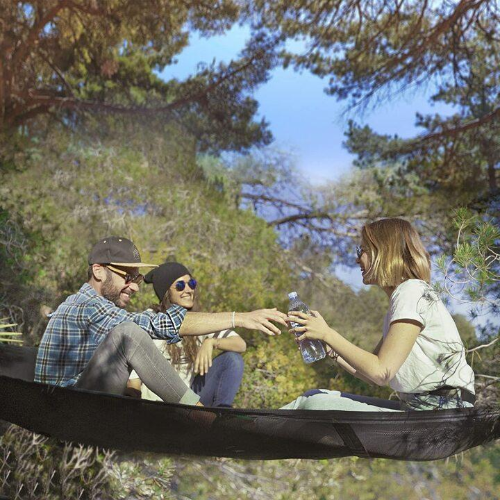 BUY TWO FREE SHIPPING !! LARGE HAMMOCK FOR MULTIPLE PEOPLE