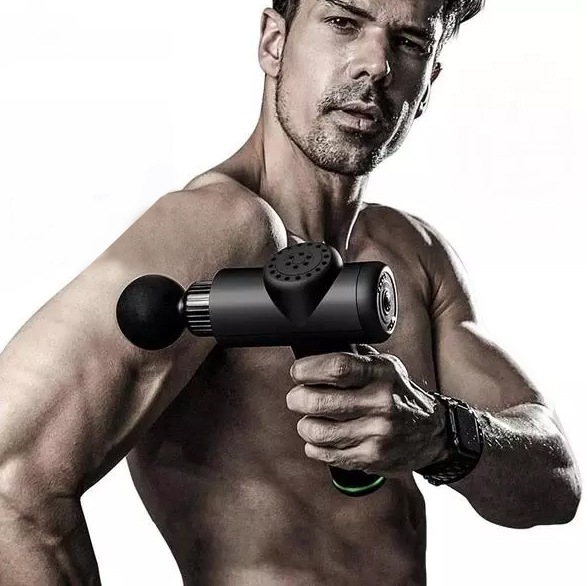 4 In 1 Upgraded Pro Electric Muscle Massage Gun | Free Shipping from US