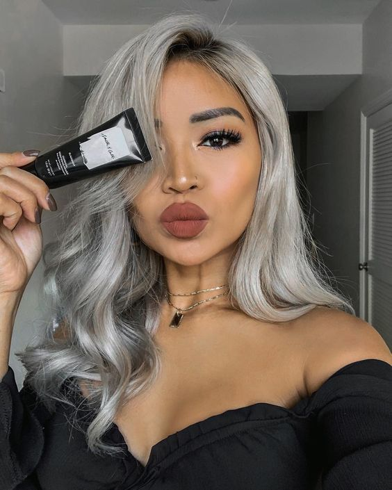 2020 Best Lace Front Wigs Honey Blonde Full Lace Wigs Ash Grey Highlights On Brown Hair Custom Color Human Hair Wigs Red Blunt Cut Bob Wig