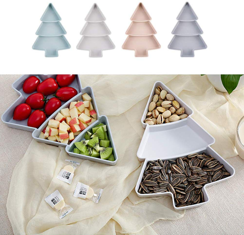 Christmas Tree Snack Bowl - 50% OFF TODAY