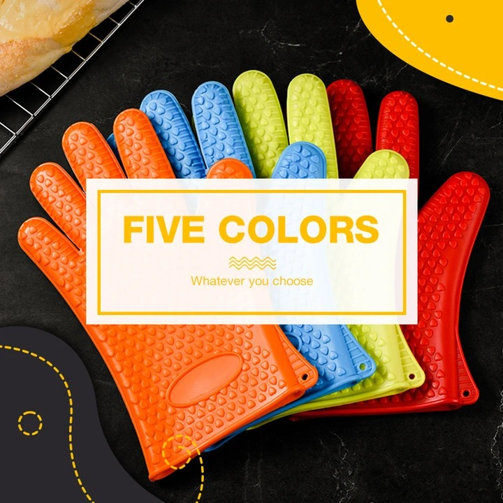 【Buy 2 Get Extra 20% OFF】Heat-Resistant Gloves
