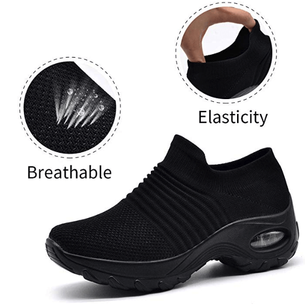(🔥Hot Sales) Women's Walking Shoes Sock Sneakers-Free Shipping Today