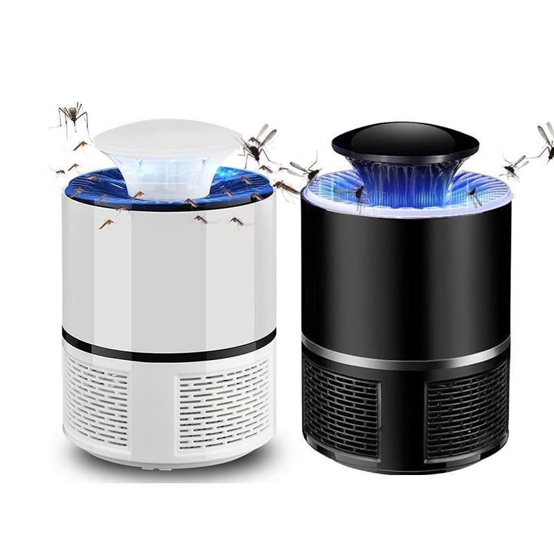 Mosquito Trap X™ - USB Powered LED Mosquito Killer Lamp [Quiet + Non-Toxic]