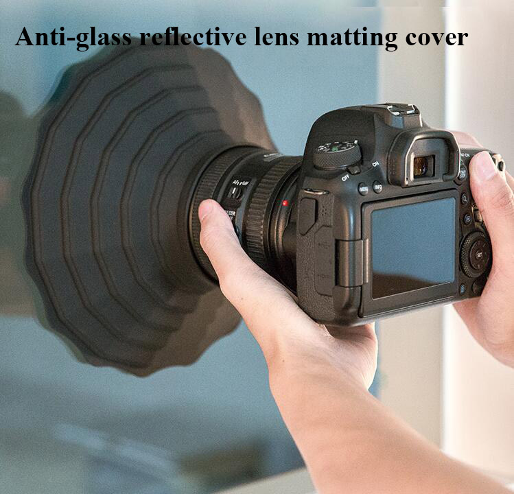 【Buy 2 free shipping】Anti-glass reflective lens matting cover