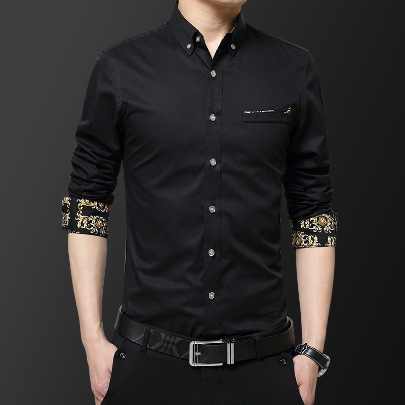 The best-selling high-end leisure shirt