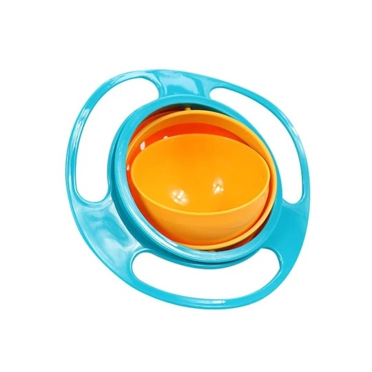 (🎄Christmas Big Sale🎄-48% OFF) Spill-Proof Baby Bowl (Buy 3 get 1 free + free shipping)