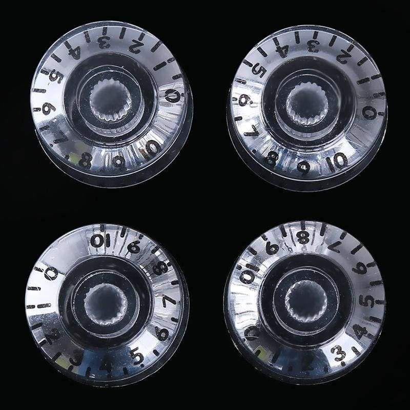 Guitar Buttons Speed Control Volume Tone for Guitar Replacement Electric Guitar Accessories