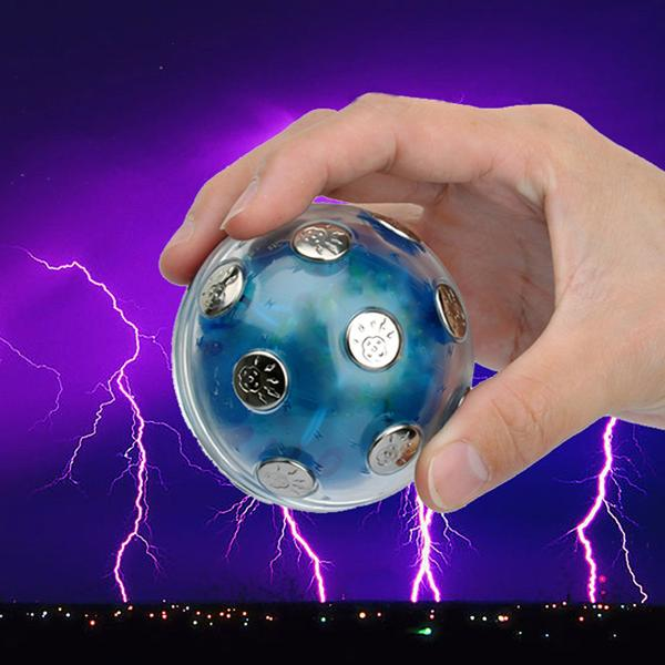 Electric Shock Shocking Glowing Ball Game Hot Party KTV Entertainment Toy