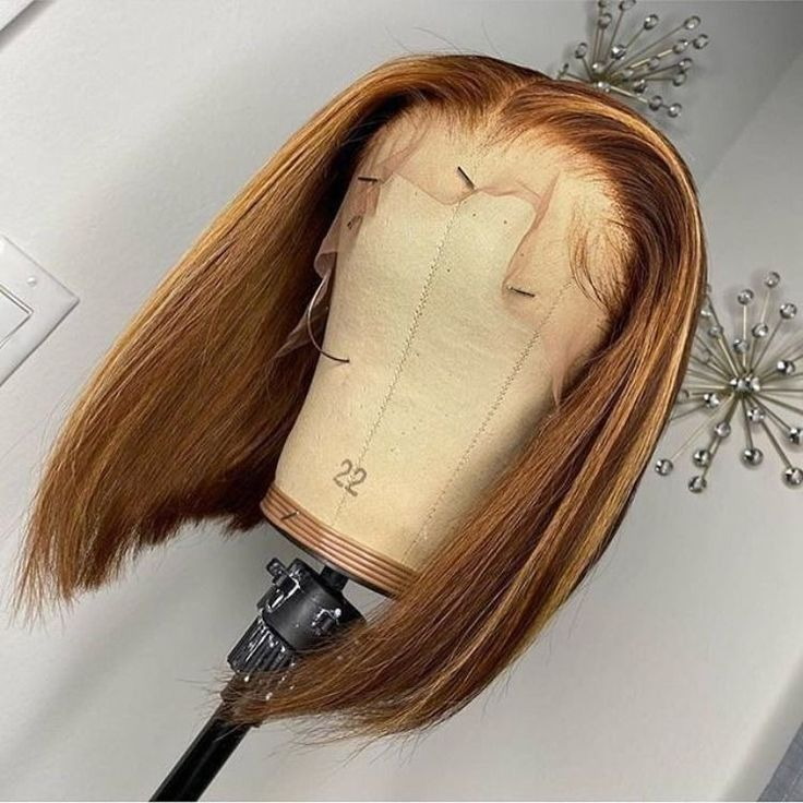 Lace Front Wigs Brown Wigs Blonde Wigs Short Curly Blonde Lace Front Wig Orange Bleached Hair Wigs For Black Women