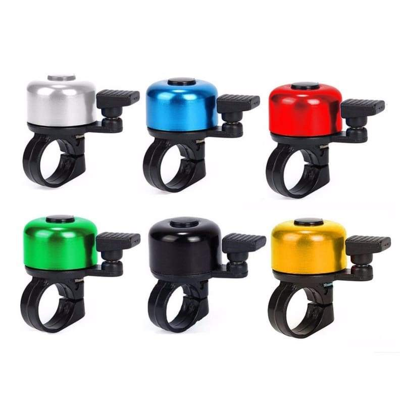 New Aluminum Alloy Bike Bicycle Cycling Handlebar Bell Ring Kids Scooter Mini Alarm