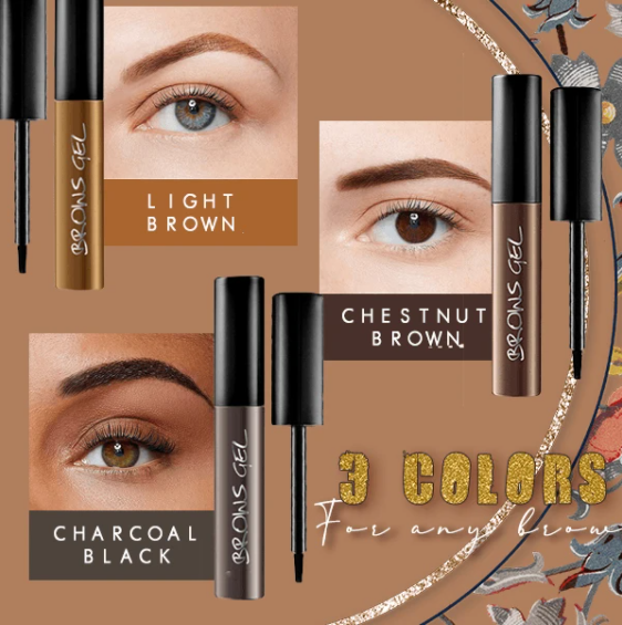 Brow Tattoo Gel Tint (Buy One Get One Free)
