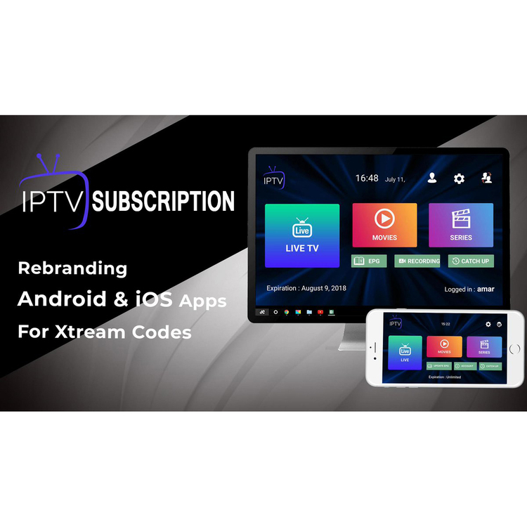 HD World IPTV With +9200 Live TV, + 5500 Video-On-Demand And Smart EPG TV Guide