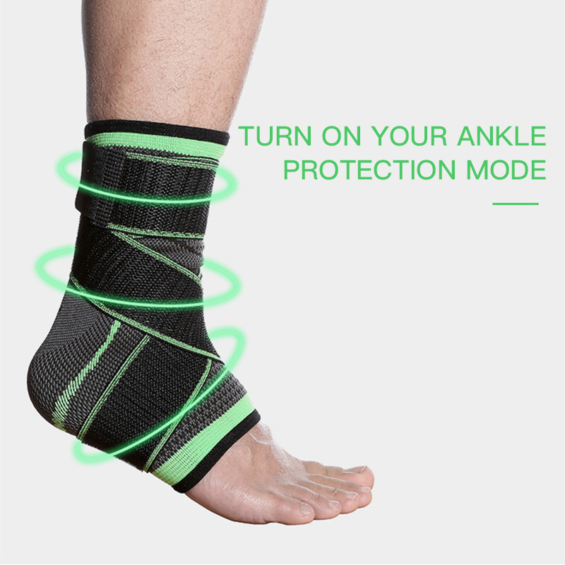 Onecompress™ 4D Compression Ankle Sleeve【Buy 1 get 1 free】