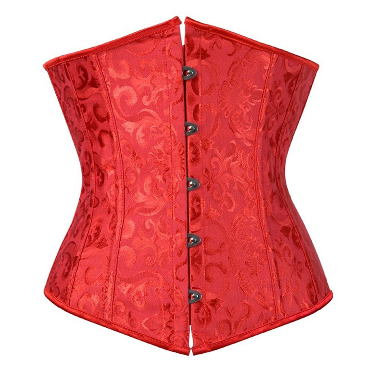 Waist Training Corsets 26 Steel Boned Hourglass Silhouette Body Shaper❤️Buy 2 get an Extra 20% OFF