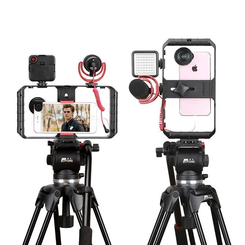 Handheld Video Rig For Photography & Videography