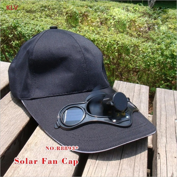 SOLAR POWERED COOLING HAT🔥BUY 2 GET FREE SHIPPING