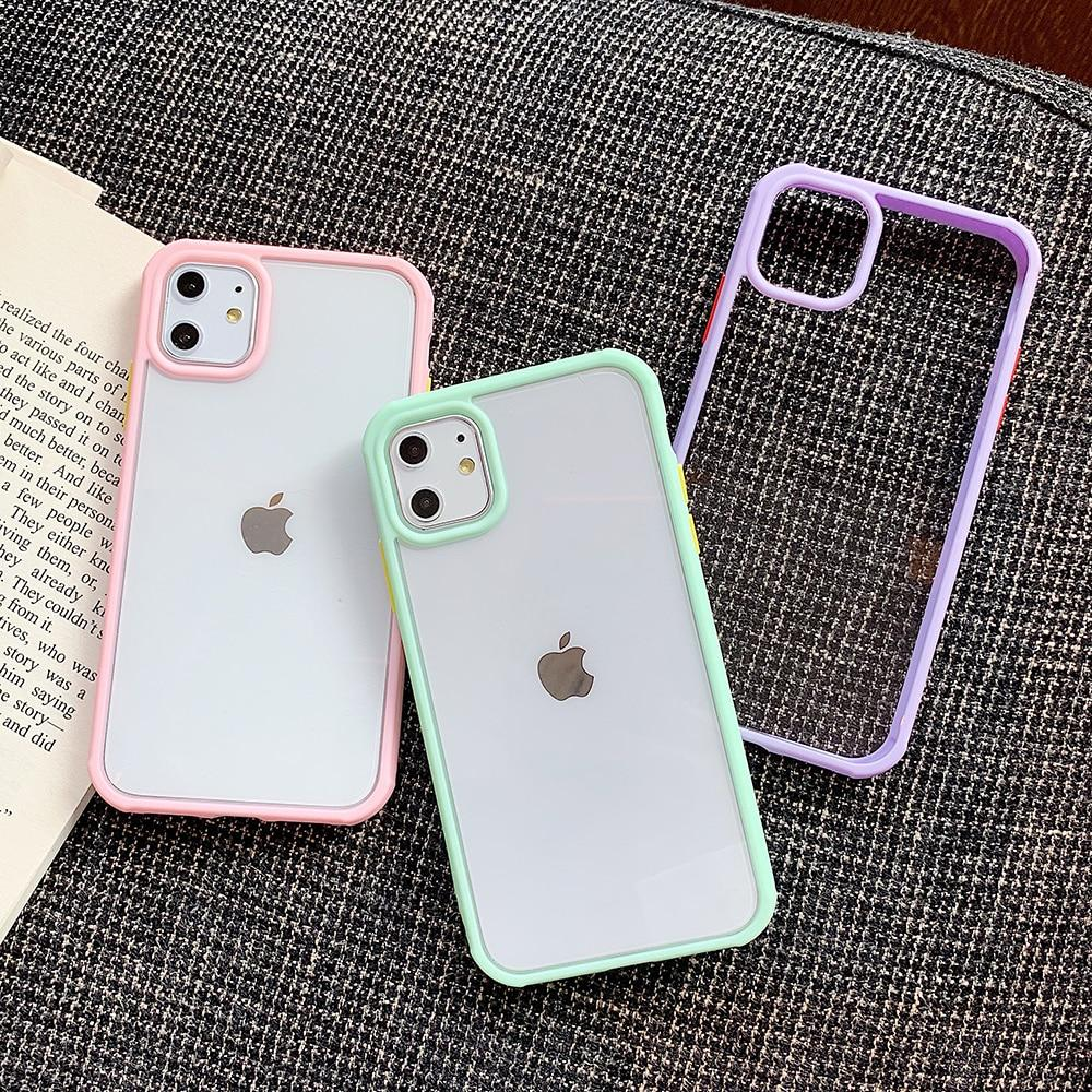 Candy Color Armor Case