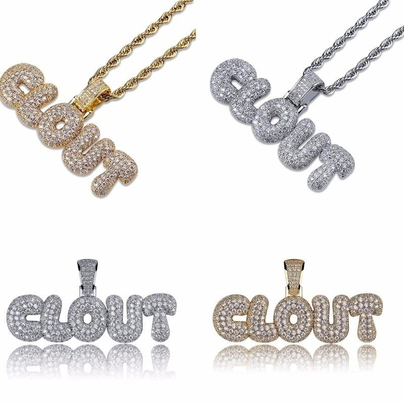 Jewelry Classic Cool  Gold Color Iced Out Slaughter Gang Mask Pendant Various Chains Hip Hop Necklace 1 piece