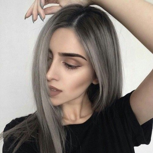 2020 New Gray Hair Wigs For African American Women Places To Buy Wigs Near Me Hermione Wig Grey Blonde Highlights Washing Synthetic Wigs With Laundry Detergent Brazilian Full Lace Wigs Human Hair