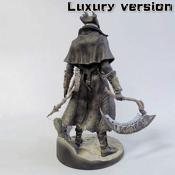 Bloodborne The Old Hunters Sickle Movable Game Action Figure PVC Action Figures Toys Game Anime Figures Toy for Boys