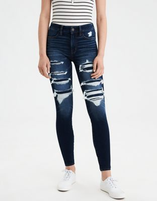 Designed Jeans For Women Skinny Jeans Straight Leg Jeans Polka Dot Trousers Burberry Trousers Womens Hold Up Panty Black Flare Jeans
