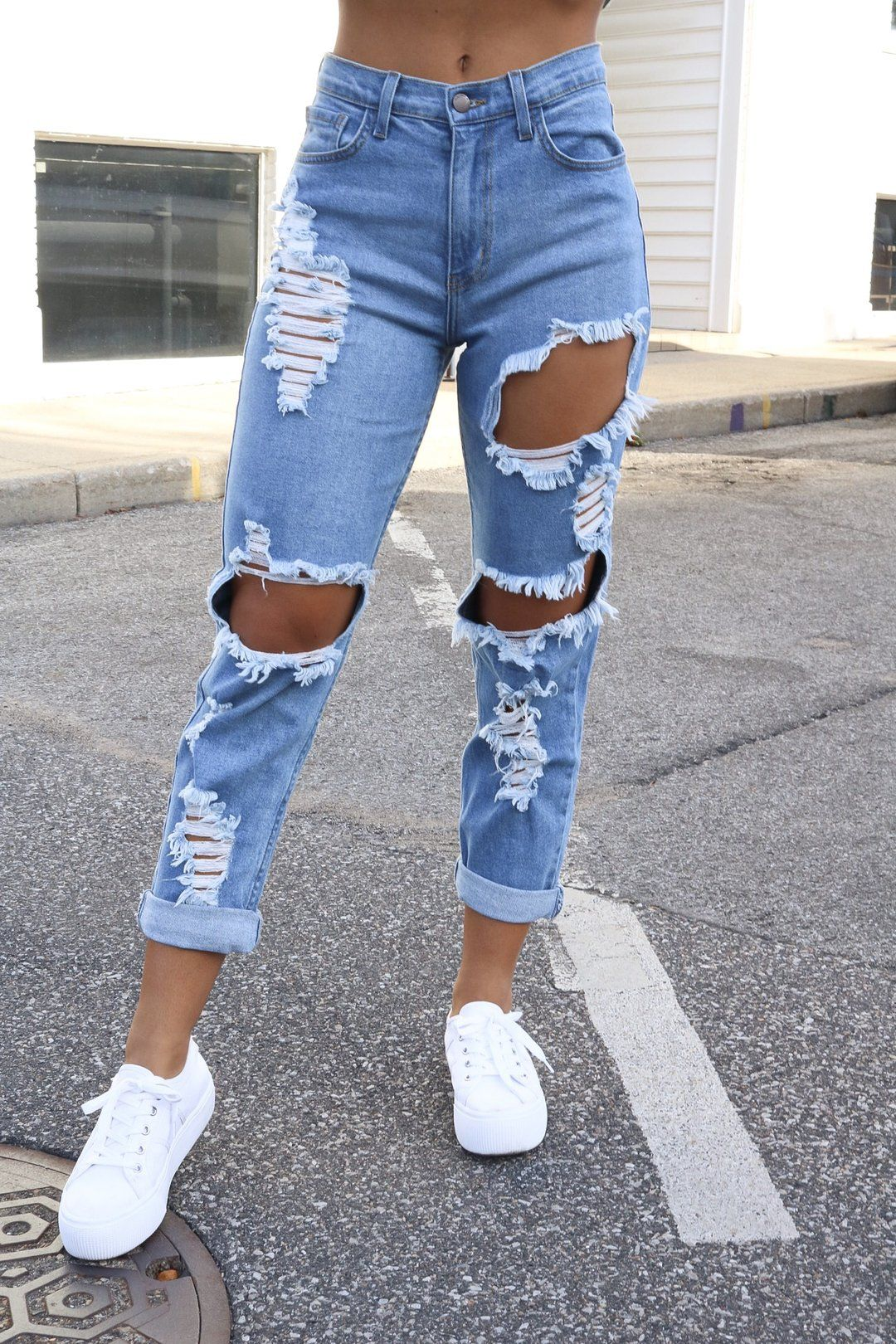 Jeans For Women Cute Fall Outfits English Dress Cowboy Pants Mens Elasticated Waist Trousers For The Elderly
