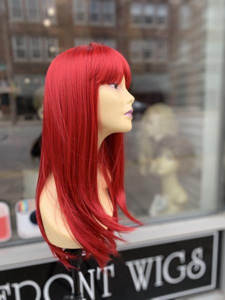 Red Wigs Lace Front African Men Hairstyles Colored Lace Front Wigs Easy Little Girl Hairstyles Black Loose Hairstyles Haircuts For Short Hair Korean Hairstyle Men