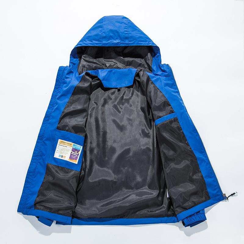 Large Size Tactical Waterproof Jacket