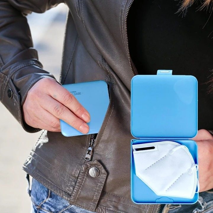 (SUMMER HOT SALE-50% OFF)Antibacterial Case--Buy 5PCS Free Shipping