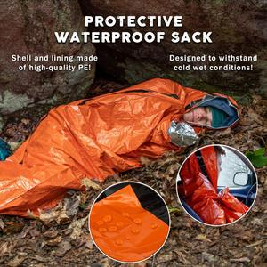Bivvy 2.0 Waterproof Sleeping Bag