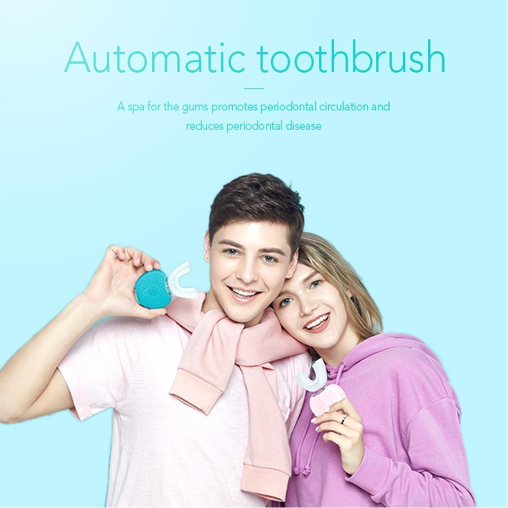 【Limited Quantity】 50% Promotion🥳Ultrasonic Automatic Toothbrush