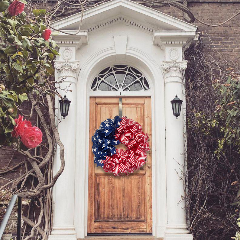 4th of July Wreath Memorial Day Wreath