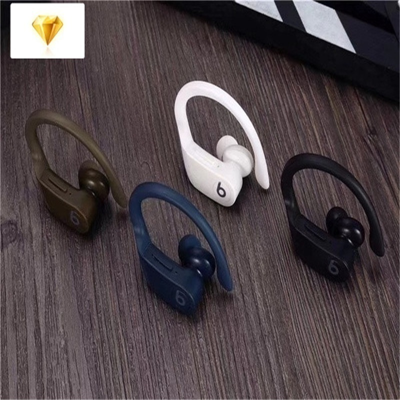 2020 New Refurbished  Beats  In Ear Headphones Wireless Bluetooth Earphones with Charging Case for IOS/Android