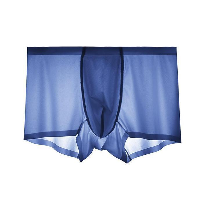 (Factory Outlet $9.99 ONLY) Men's Ice Silk Breathable Underwear