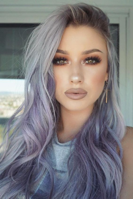 2020 New Gray Hair Wigs For African American Women Wig Rack Grey Hair Wigs Near Me Grey Purple Short Hair Going Grey At 25 Short Curly Gray Hair