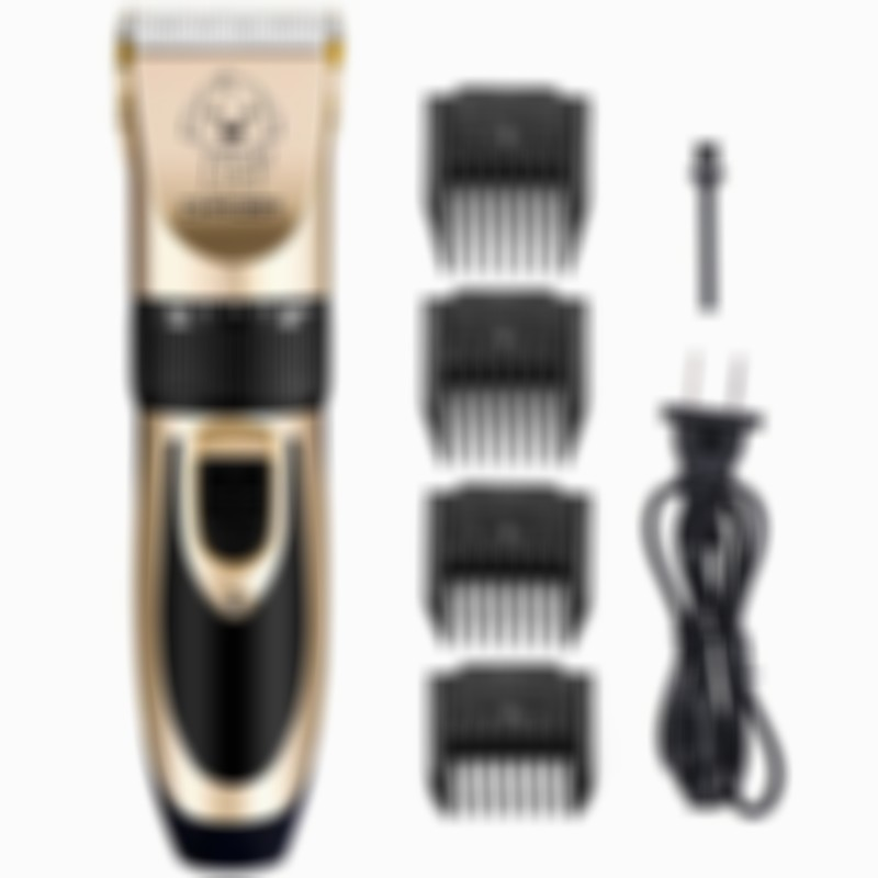 Pet Dog Cat Hair Trimmer Shaver Clipper Grooming Kit Animal Hair Cutter Cordless