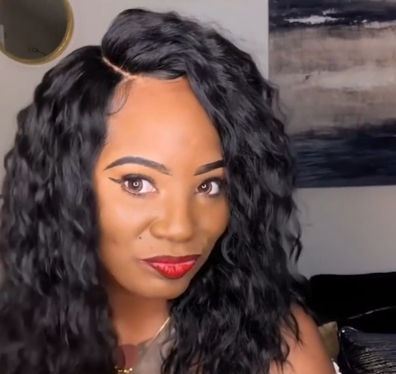 New Style Special Sale Basic Cap Lace Frontal Water Wave Wig