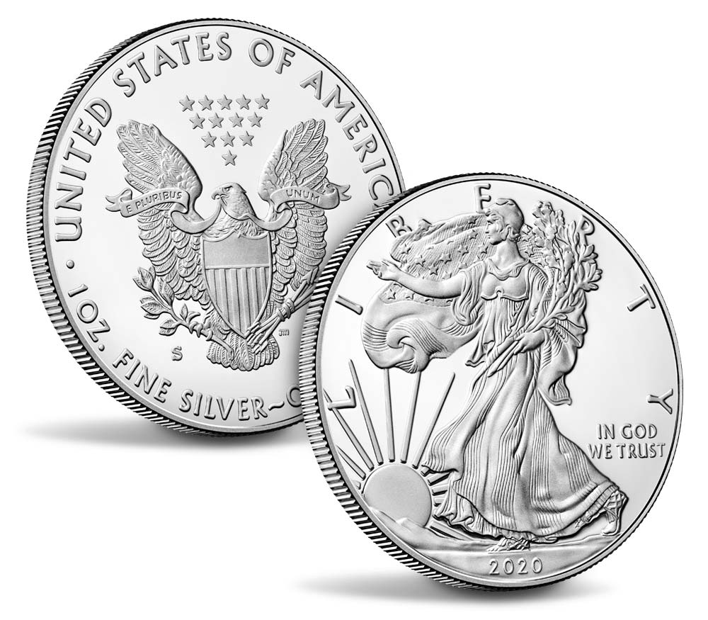 The Most Valuable Collections of 2020 |  2020 AMERICA EAGLE
