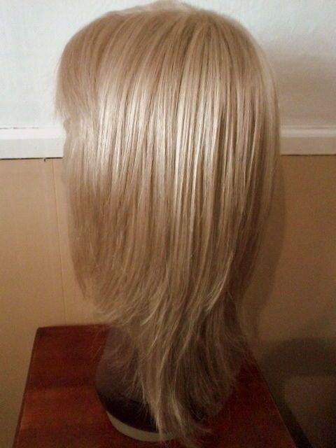 2020 Fashion Ombre Blonde Wigs Best Transparent Lace Frontal